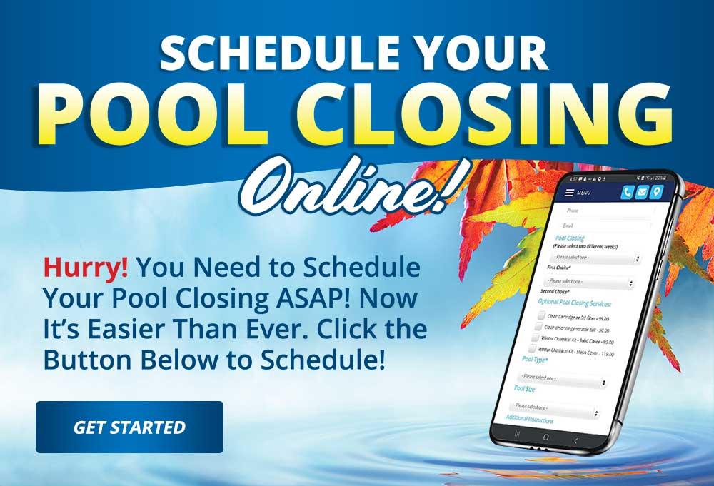 Pool Closing Form