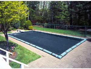 basic winter pool cover
