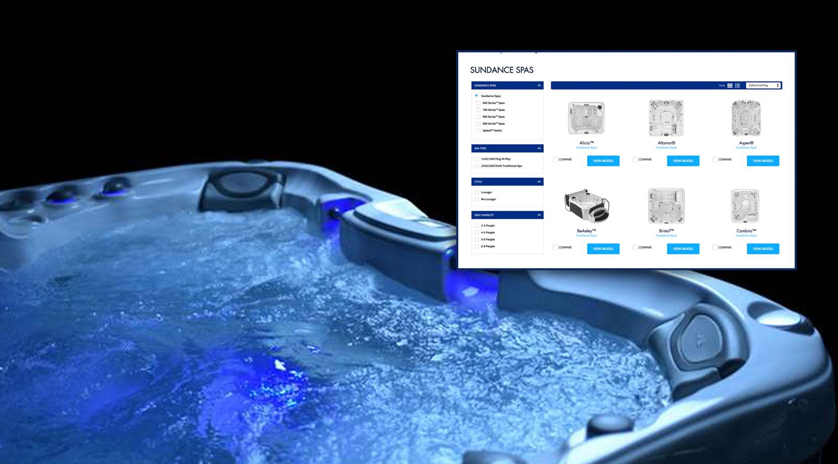 Hot Tub Finder